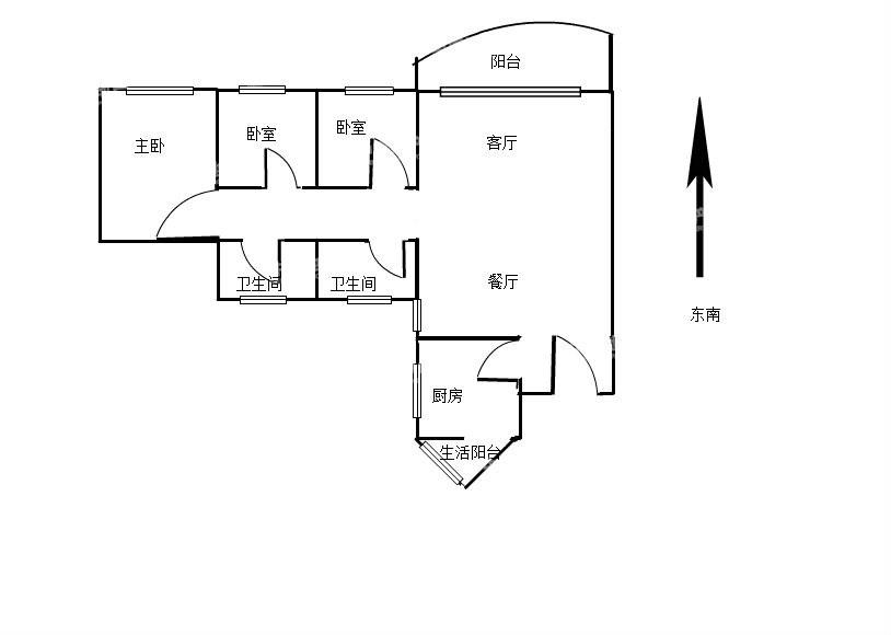 [中原优房]碧海蓝天 中心地段 精装3房 满了两年 看房