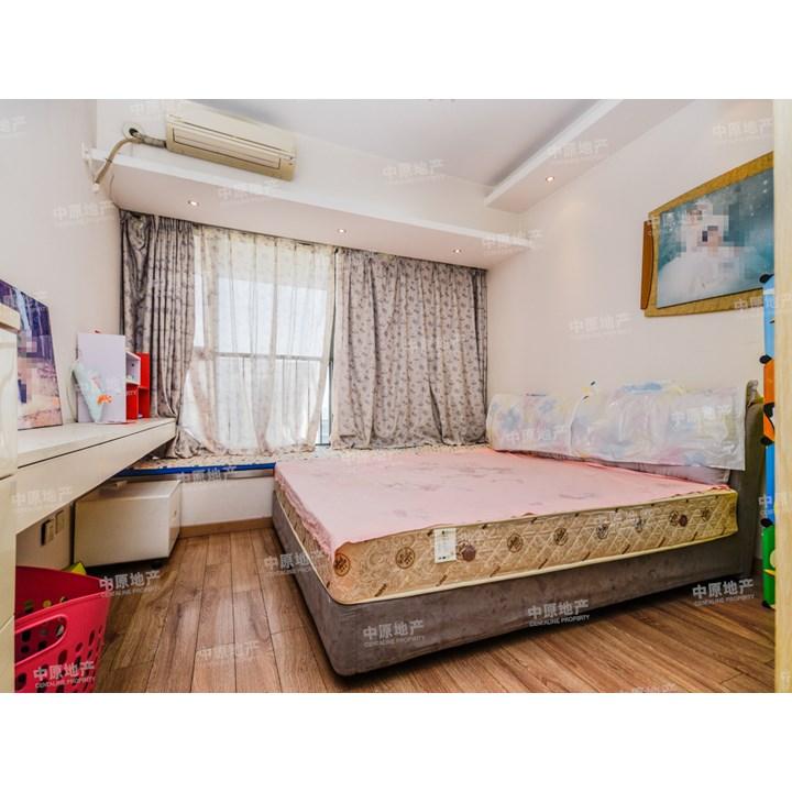 室内床彩平素材